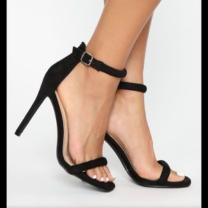 fashion nova high heels